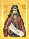 Силуан Афонский  Преподобный